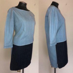 [Japanese Designer] Gallardagalante Denim Dress